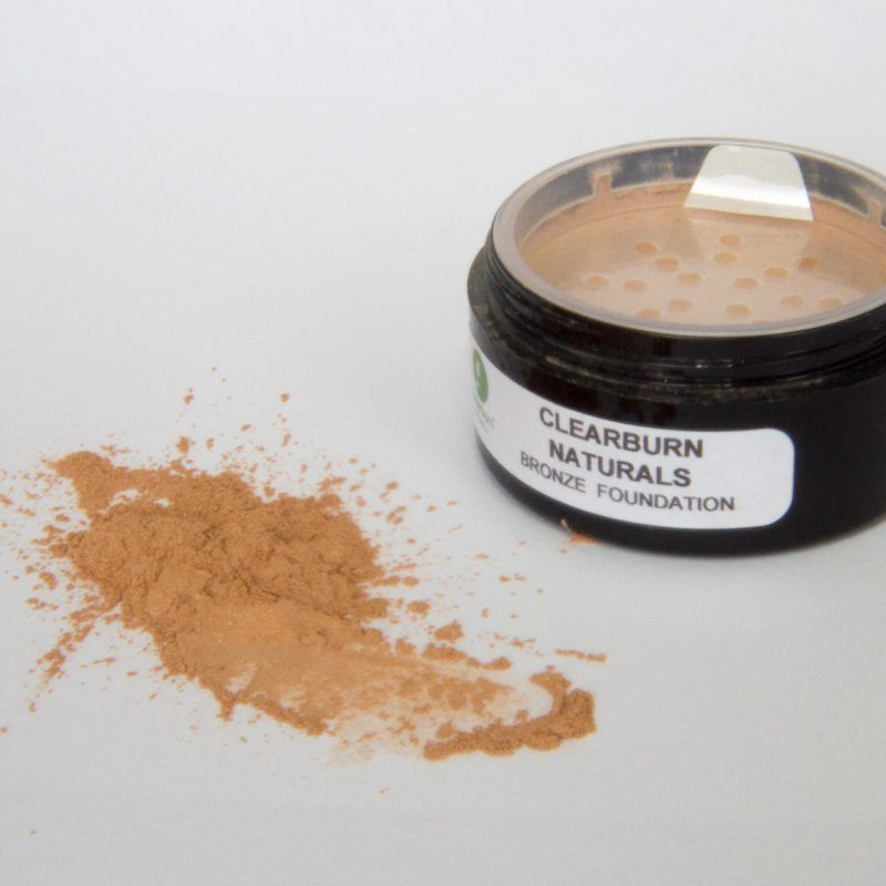 bronze mineral foundation